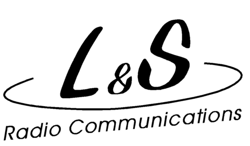 The first official L&S Radio Communications Logo