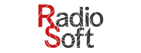 Logo of RadioSoft